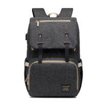 Рюкзак для мам с USB-выходом + пеленка