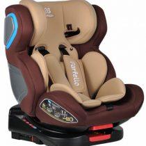 Автокресло детское  Farfello GM0932 поворотное 360 градусов от 0 до 36 кг