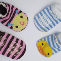 Носочки-следки с прорезинненой подошвой